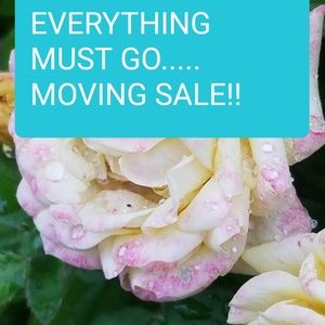Moving Sale!!All REASONABLE offers excepted!!